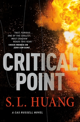 Critical Point by S.L. Huang