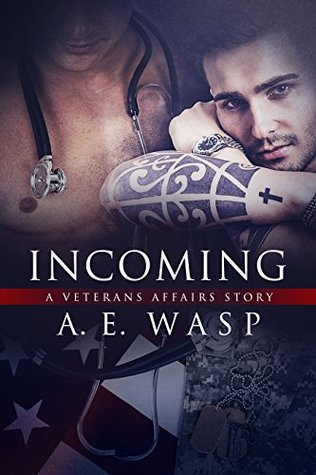 Incoming by A.E. Wasp