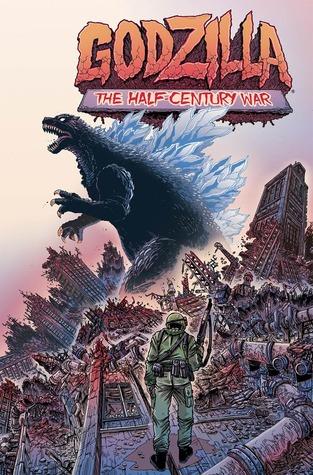 Godzilla: The Half Century War by James Stokoe
