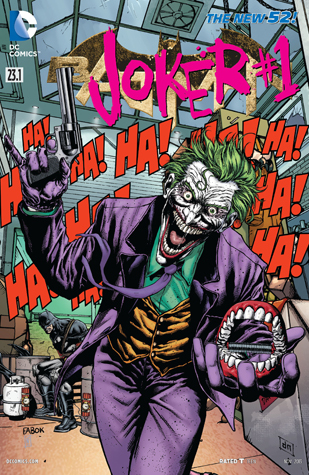 Batman (2011-2016) #23.1: Featuring Joker by Andy Kubert, Blond, Jason Fabok, Andy Clarke