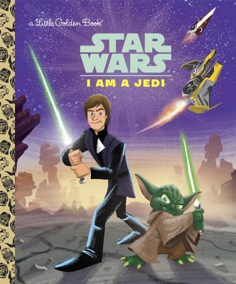 I Am a Jedi (Star Wars) by Golden Books