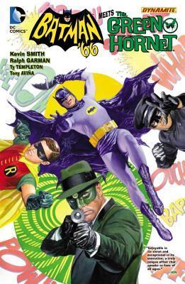 Batman '66/Green Hornet by Ty Templeton, Ralph Garman, Kevin Smith