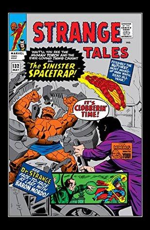 Strange Tales (1951-1968) #132 by Steve Ditko, Stan Goldberg, Bob Powell, Larry Ivie, Mike Esposito, Stan Lee, Jack Kirby