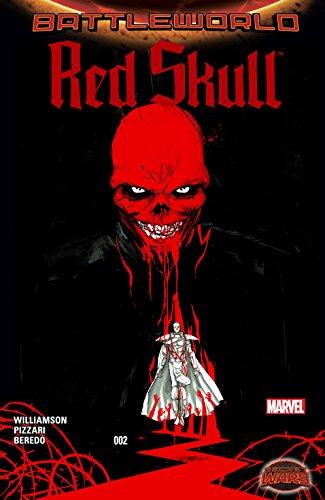 Red Skull #2 by Joshua Williamson