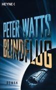 Blindflug by Sara Riffel, Peter Watts