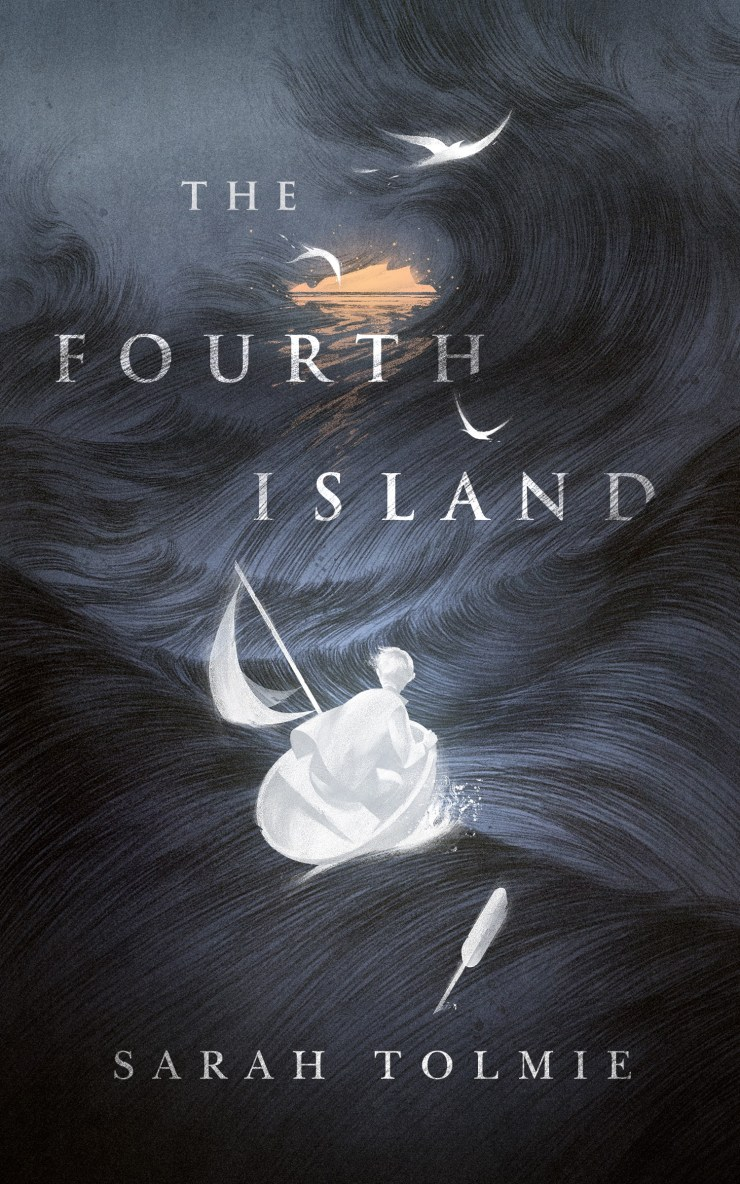 The Fourth Island by Sarah Tolmie