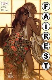 Fairest #9 by Lauren Beukes
