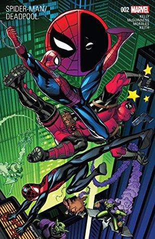 Spider-Man/Deadpool #2 by Jason Keith, Joe Kelly, Joe Sabino, Ed McGuinness, Mark Morales