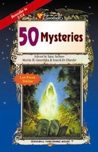 50 Mysteries by Isaac Asimov, Joseph D. Olander