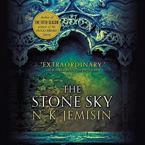 The Stone Sky (Booktrack Edition) by N.K. Jemisin