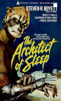 The Architect of Sleep by Steven R. Boyett