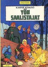 Yön Saalistajat by Jukka Torvinen, Stephen Desberg, Johan De Moor