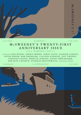 McSweeney's #57 (McSweeney's Quarterly Concern) by Ken Burns, Brian Evanson, Claire Boyle, Oyinkan Braithwaite