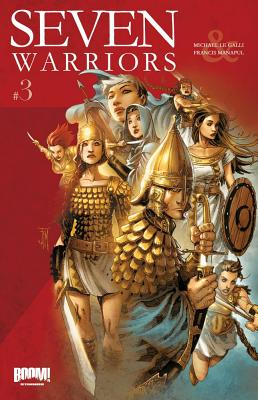 7 Warriors by Michael Le Galli