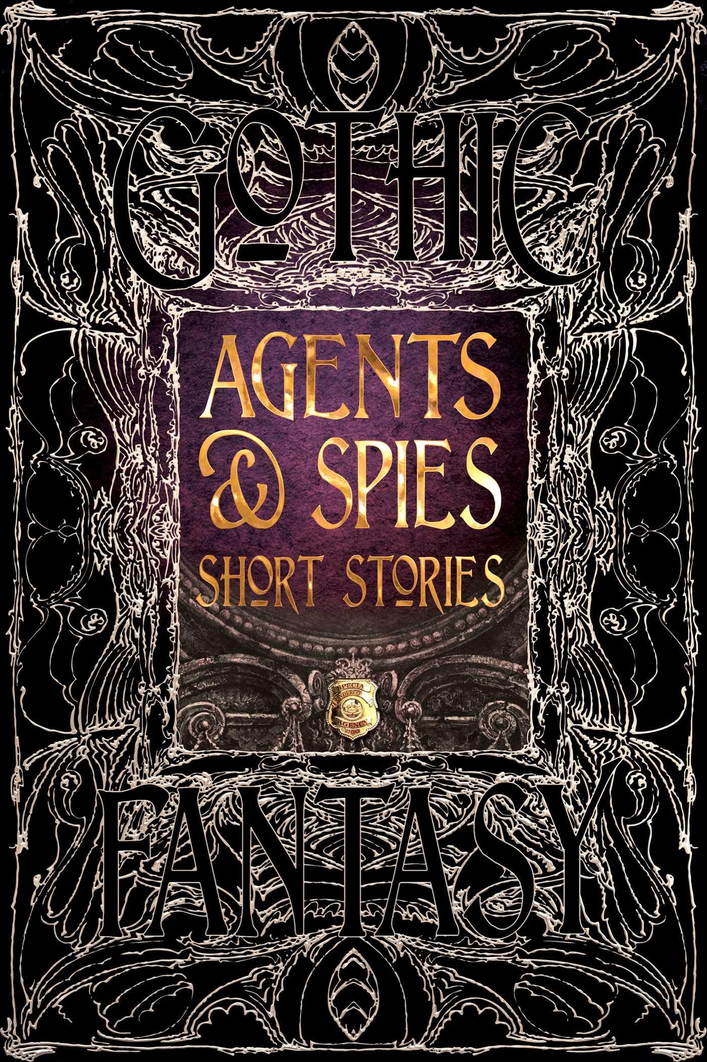 Agents & Spies Short Stories by Laura Bulbeck, Martin Edwards