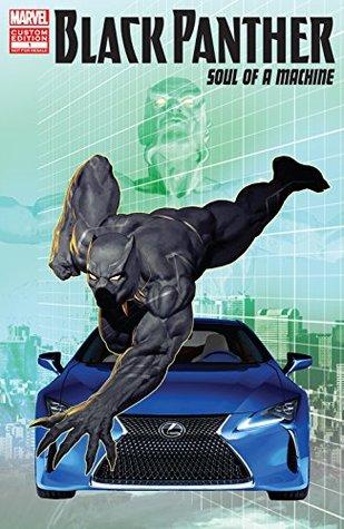 Black Panther: Soul Of A Machine #1 by Andrea Di Vito, Ariel Olivetti, Fabian Nicieza