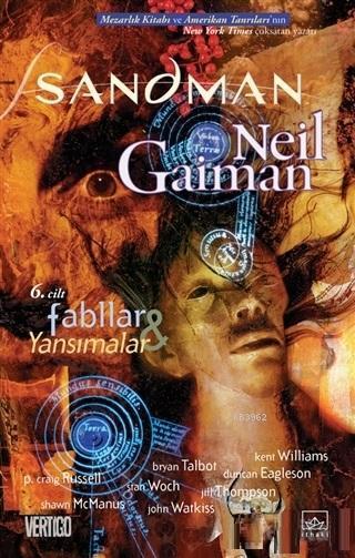 The Sandman, Vol. 6: Fabllar ve Yansımalar by Neil Gaiman