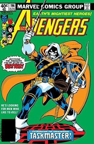 Avengers (1963-1996) #196 by David Michelinie, George Pérez, Joe Rubinstein, Gaspar Saladino