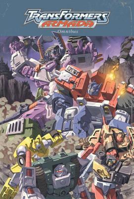 Transformers: Armada Omnibus by Simon Furman, Chris Sarracini