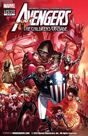 Avengers: The Children's Crusade #9 by Allan Heinberg, Justin Ponsor, Mark Morales, Jim Cheung