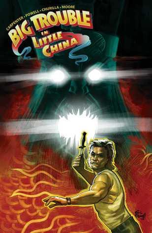 Big Trouble In Little China Vol. 4 by Joe Eisma, Fred Van Lente