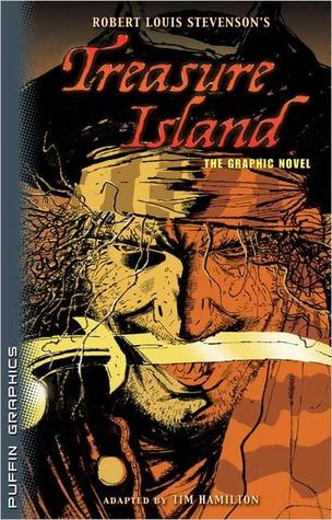 Treasure Island by Robert Louis Stevenson, Tim Hamilton