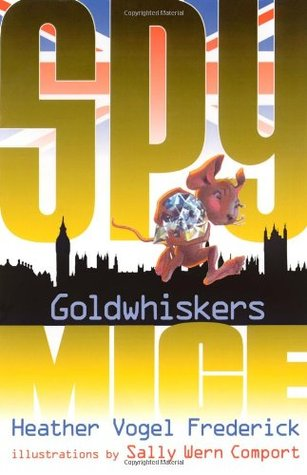 Goldwhiskers by Sally Wern Comport, Heather Vogel Frederick