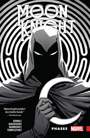 Moon Knight: Legacy, Vol. 2: Phases by Ty Templeton, Becky Cloonan, Paul Davidson, Max Bemis, Jacen Burrows