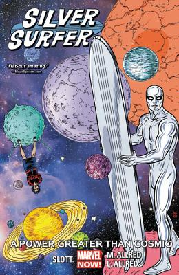 Silver Surfer Vol. 5: A Power Greater Than Cosmic by