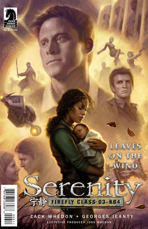 Serenity: Leaves on the Wind #6 by Georges Jeanty, Karl Story, Zack Whedon, Michael Heisler, Laura Martin, Dan Dos Santos