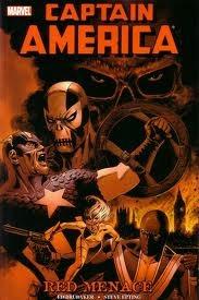Captain America: Red Menace, Vol. 2 by Steve Epting, Mike Perkins, Ed Brubaker, Joe Caramagna, Frank D'Armata