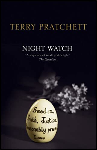 Éjjeli őrjárat by Terry Pratchett