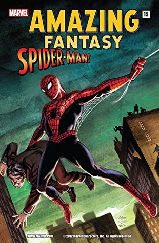 Amazing Fantasy #15: Spider-Man! by Steve Ditko, Stan Lee