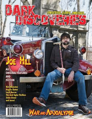 Dark Discoveries - Issue #35 by Joe Hill, Ann Christy, Angela Slatter