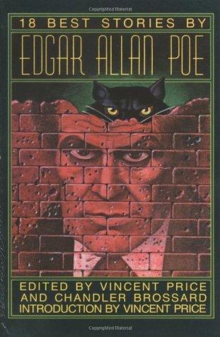 18 Best Stories by Edgar Allan Poe by Vincent Price, Edgar Allan Poe, Chandler Brossard