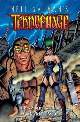 Neil Gaiman's Teknophage #2 by Bryan Talbot, Angus McKie, Paul Jenkins, Fred Harper, Steve Pugh, Neil Gaiman