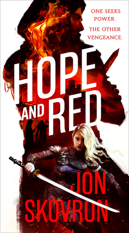 Hope and Red by Jon Skovron