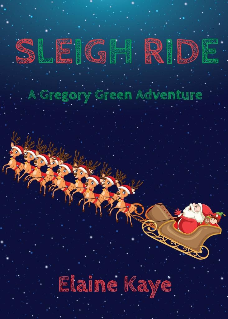 Sleigh Ride by Elaine Kaye