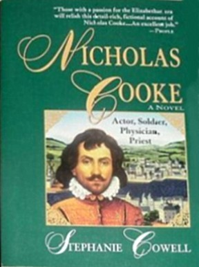 Nicholas Cooke by Stephanie Cowell