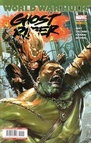 World War Hulk: Ghost rider by Daniel Way