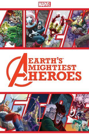 Avengers: Earth's Mightiest Heroes by Scott Kolins, Joe Casey