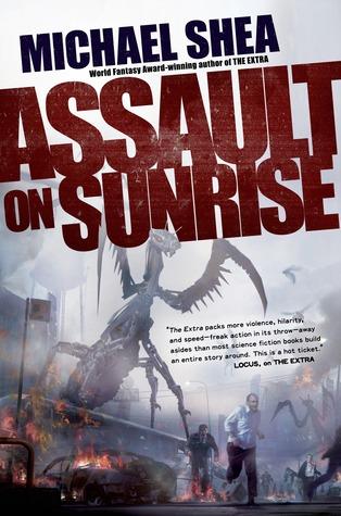 Assault on Sunrise by Michael Shea
