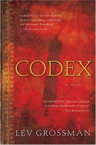 Codex by Lev Grossman