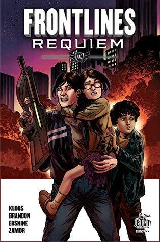 Frontlines: Requiem #4 by Marko Kloos, Ivan Brandon, Gary Erskine, Yel Zamor