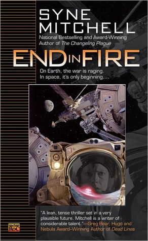 End in Fire by Syne Mitchell
