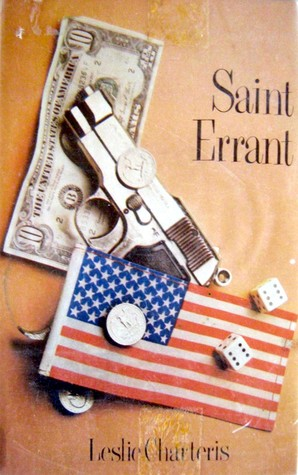 Saint Errant by Leslie Charteris