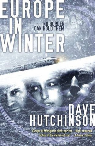 Europe in Winter by Dave Hutchinson