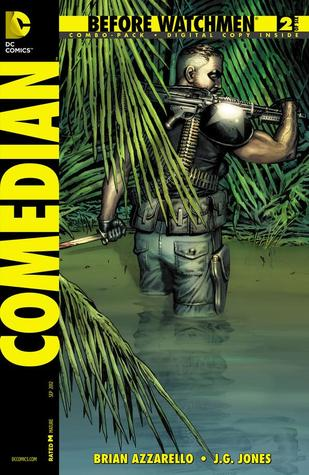 Before Watchmen: The Comedian #2 by John Higgins, Brian Azzarello, J.G. Jones, Len Wein