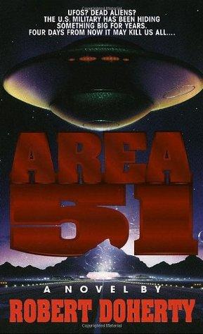 Area 51 by Bob Mayer, Robert Doherty