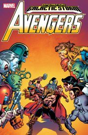 Avengers: Galactic Storm, Vol. 2 by Mark Gruenwald, Steve Epting, Dave Ross, Bob Harras, Greg Capullo, Len Kaminski, Jeff Johnson